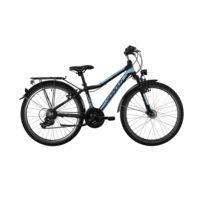 """Serious - Vélo Enfant - Rockaway Street - Vélo enfant 24"""" - noir/bleu"""